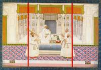 Chitarman_II,_Emperor_Muhammad_Shah_with_four_cour