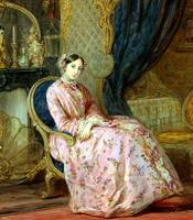 Christina Robertson - Portrait of Grand Duchess Ma