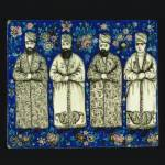 """""""four grandees associated with the court of Nasir a"""" by motionage"""