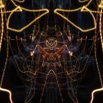 """ABSTRACT LIGHT STREAKS #292"" by nawfalnur"