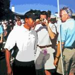"""""""Tiger Woods - 21 Years of Age"""" by ajc401"""