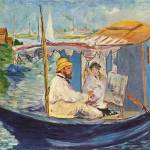 """Edouard Manet painting 2"" by motionage"