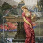 """Edward Frederick Brewtnall - The Princess and the"" by motionage"