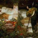 """Edward Frederick Brewtnall - Sleeping Beauty"" by motionage"