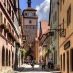 """White Tower Rothenburg"" by TomGomez"