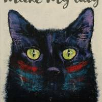 Make My Day Art Prints & Posters by Michael Creese