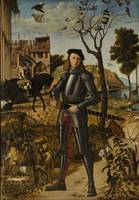 thyssen.young-knight-in-a-landscape
