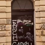 """graffiti door"" by janesprints"
