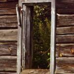 """""""Derelict Window in Village"""" by janesprints"""