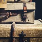 """Old Luggage - Natalie Kinnear Photography"" by NatalieKinnear"