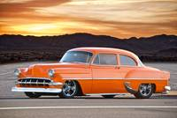 1954 Chevrolet 'Post' Coupe