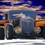 """1936 Chevy Pickup I"" by FatKatPhotography"