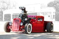 1932 Ford 'Radical Rat Ride' Pickup