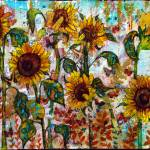 """Sunflower art 
