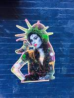 Lady Liberty Amy Winehouse