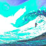 """Offshore Wave 3"" by motionage"