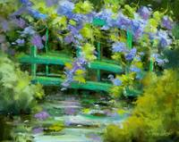 Wisteria Bridge
