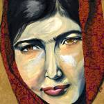 """Malala"" by ChristinaO"