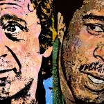 """GENE WILDER AND RICHARD PRYOR"" by thegriffinpassant"