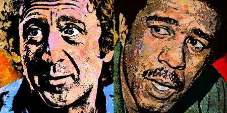 GENE WILDER AND RICHARD PRYOR