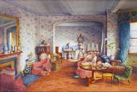 Charles Essenhigh Corke - Drawing room, Austen Hou