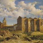 """Ramon Marti i Alsina, Barcelona, 1826-1894, Ruins"" by motionage"
