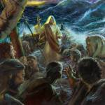 """""""Even the Winds and Seas Obey Him"""" by kylehenry"""