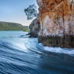 """Horizontal Waterfalls"" by StuartRow"