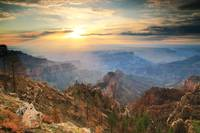 Point Imperial Sunrise, Grand Canyon