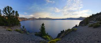 Crater Lake Sunset Photographers