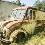 """Virginia Milk Truck"" by LunarImage"