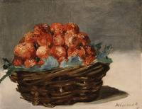 Strawberries, Édouard Manet