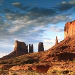 """Morning in Monument Valley"" by RoupenBaker"