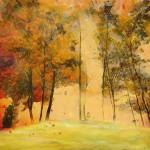 """Autumn Trees"" by Ninas4otos"