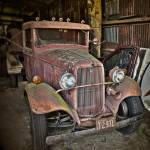 """1934 Ford Truck HDR"" by LunarImage"
