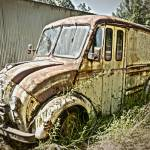 """Milk Truck HDR"" by LunarImage"