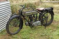 Triumph Model H Army Despatch Motorcycle
