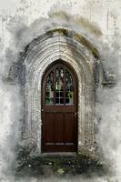 The Old Church Door 2