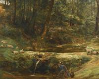 Redgrave, Richard - THE SYLVAN SPRING. 1855