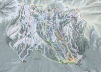 Snowbasin Resort Trail Map