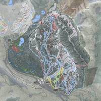 Solitude Resort Trail Map