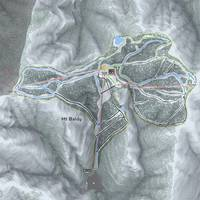 Mt Baldy Resort Trail Map