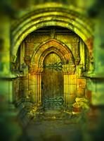 Doorway to Rosslyn Chapel 1