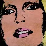 """Brigitte Bardot"" by thegriffinpassant"