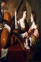 Regnier 1640 - Divine Inspiration of Music - PD Im