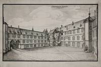 Kalrsberg Castle in Dulach 1652 - PD Image