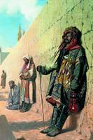 Vasily Vereshchagin 1870 Beggars in Samarkand - PD