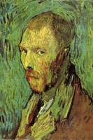 van Gogh 1889 Self portrait - PD Image