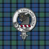 Tweedie Clan Badge and Tartan