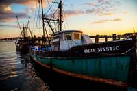 Old Mystic At Dock